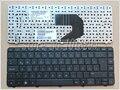 Nuevo teclado del ordenador portátil para hp pavilion g4 g4-1000 g6 g6-1000, presario cq43 cq57 430 630 negro la española 698694-161 646125-161