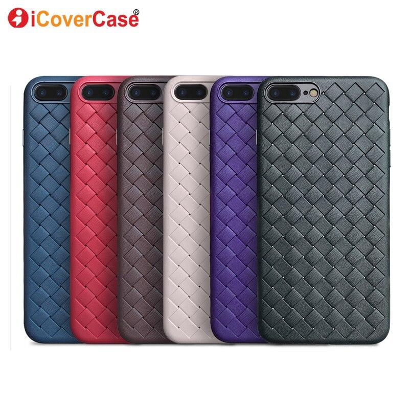 100 unids/lote caso suave estupendo para iphone 6 6s 7 8 más iphone X moda Original caso silicona teléfono cubierta 6 colores DHL libre