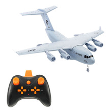 цены RC Airplane Plane C17 Transport 373Mm Wingspan Epp Diy Rc Airplane Rtf RC Airplane plane jet Flying Model Plane Toys Kids Gifts