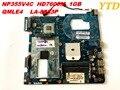 Оригинальная материнская плата для Samsung NP355V4C  HD7600M  1 ГБ  QMLE4  хорошая  бесплатная доставка  разъемы
