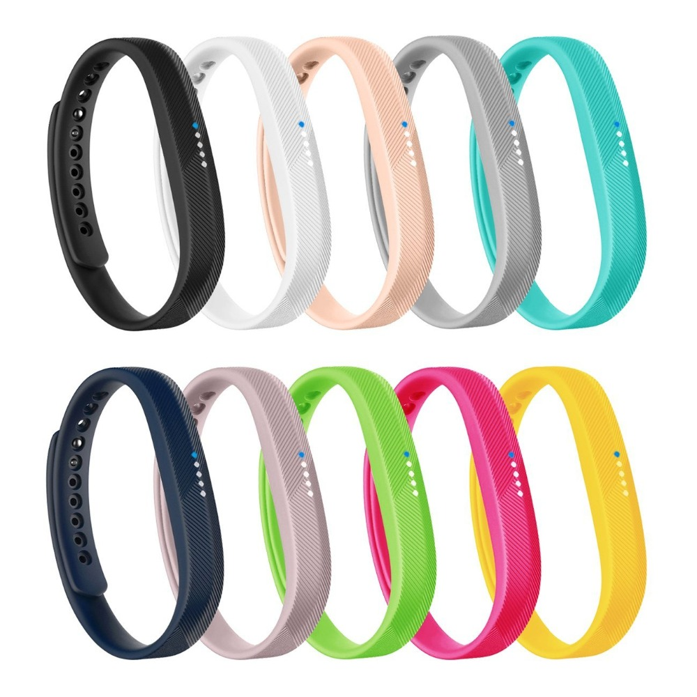 Bands Strap For Fitbit Flex 2, Sports Classic Fitness Replacement Accessories Wrist Band For New Fitbit Flex 2