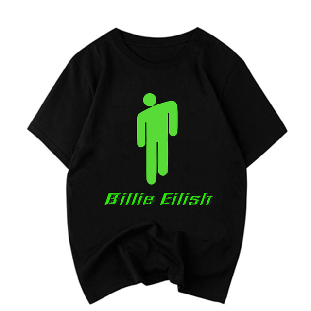 BILLIE EILISH T-SHIRT (8 VARIAN)