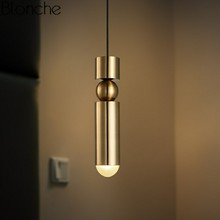 Modern Simple LED Pendant Lights Lamp For Living Room Kitchen Bar Hanging Lamp Industrial Loft Lighting Fixtures Home Decoration недорого