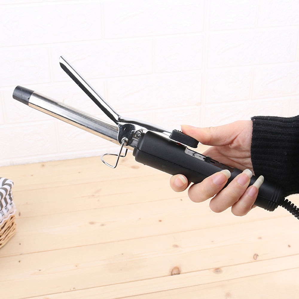 Professional Hair Curler Plank Magic Curling Iron Wave Curly Hair Curling Wand Electric Hair Styler Pro Styling Tool Krultang