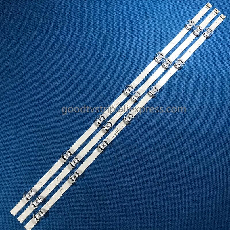 59cm LED Backlight 6/7 Lamps For LG 32 Inch TV POLA 2.0 POLA2.0 32 HC320DXN-VSFP4-21XX LG32LN5100 32LN545B 32LN5180 32LN540B