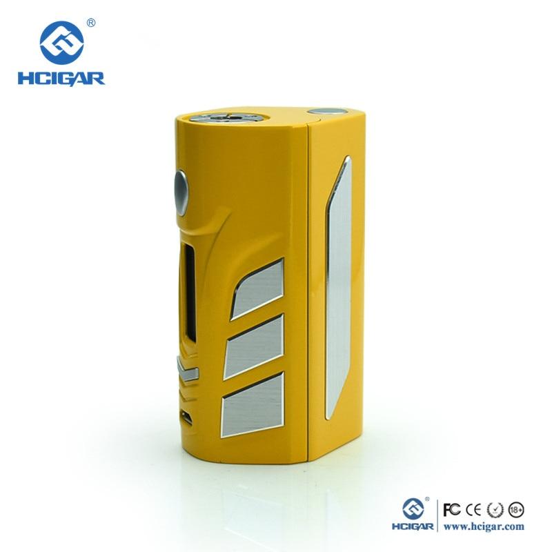 Authentique EVOLV DNA 250 puce HCigar VT250s 5-250 w mod vape vapeurs et boîte mod 2-3 batteries Caractéristiques électronique cigarettes Mods