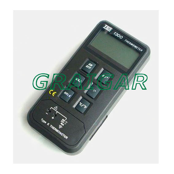Digital Thermometer TES-1300  цены