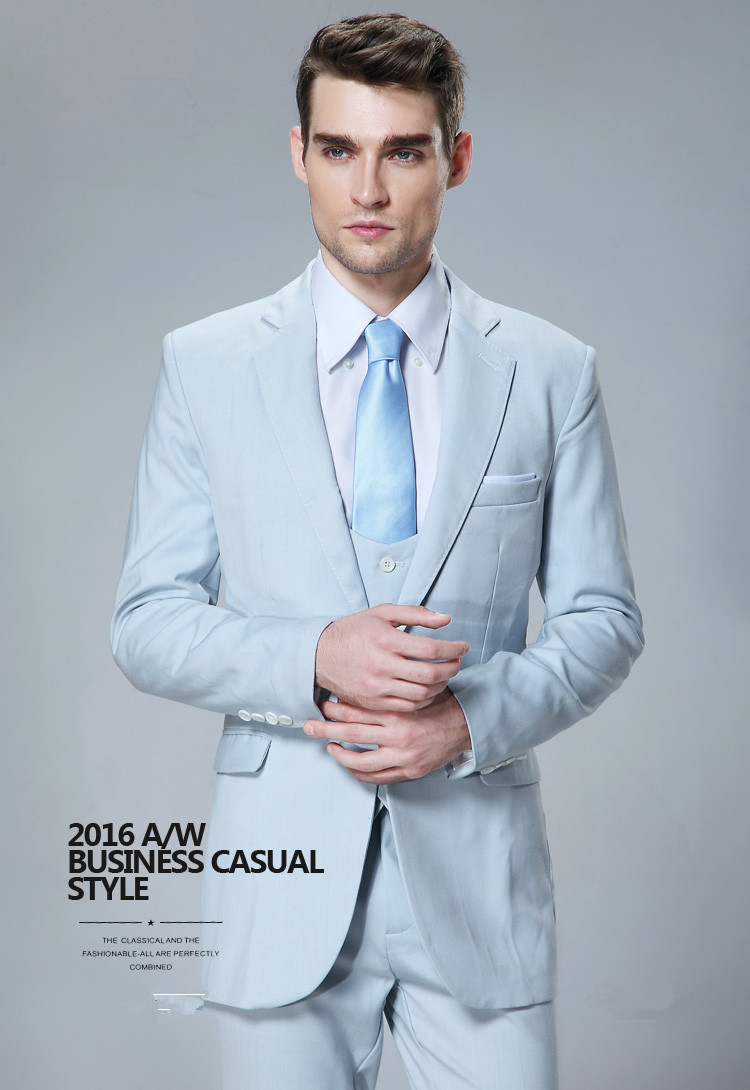 Beautiful White Suit For Wedding Groom Image Collection - Wedding ...