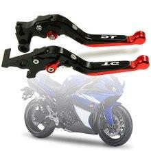 Dla Yamaha DT125LC MK2 MK3 DT125R DT125RE DT125RL DT125RR DT 125 LC R RE RL RR CNC motocykl motocykl hamulca dźwignie sprzęgła
