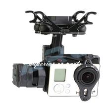 Таро tl2d01 t2-2d бесщеточный gimbal для gopro hero3 hero4 спорт камеры аэрофотосъемки fpv