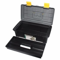 Free Shipping Pro'skit Multi function Tool Box with Removable Tobe Tray (O.D.:410x210x185mm) Tool Case Toolkit Component Storage