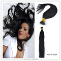 """18 """" 50 g / 20 """" 100 g REMY Micro Nano anel extensões do cabelo + 100 Nano anéis brasileiro virgem cabelo 100 pcs REMY cabelo de mega cabelo humanos"""
