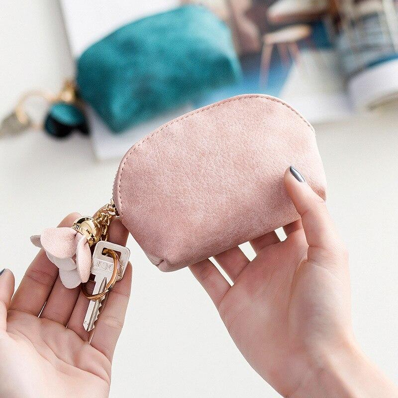 Small Wallet Women Short Purse Slim Mini Wallet Girls Cute Clutch Bags Card Holder Portomonee Vrouwen Portemonnee