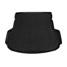 Коврик в багажник For KIA Sorento, 2015->, внед., 5 мест, 1 шт. (полиуретан)