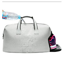 Купить с кэшбэком Women New Style Training Bag Waterproof Oxford Sport Crossbody Bag Men Basketball Football Training Luggage Handbag Travel Bags