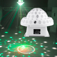 Amazing Stage Lighting LED cosmic laser crystal magic ball disco KTV private room effect light bar laser rotating sound control