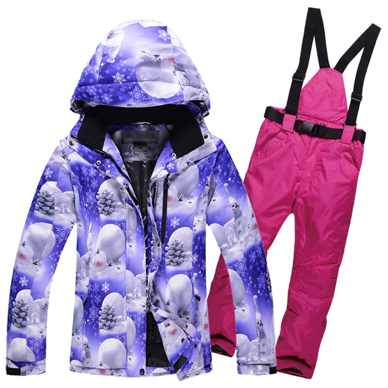 Ski Jackets+Pants Snow New Style Women Winter Waterproof Sport Skiing Suits Snow Girls Snowboard brand name flexible flyer snow twist inflatble snow tube sports tube winter ski circle sledge twist for 2 person 2015 new style