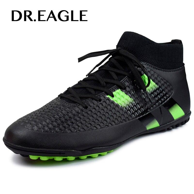 גברים של נעלי ספורט נעלי כדורגל דשא מקורה futzalki superfly מקורי 2017 כדורגל futsal מגפי קרסול מגפי כדורגל סוליות גבוהה