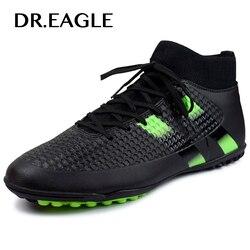 Zapatillas de fútbol futzalki para hombre, zapatillas de deporte para interiores, botas de fútbol originales de futzalki 2017, botas de fútbol altas