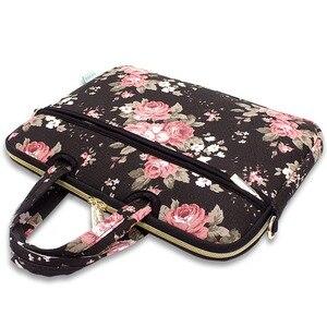 Image 2 - 12/13/14/15 6 นิ้วกันน้ำแล็ปท็อปไหล่ Messenger กระเป๋าสำหรับ 14 นิ้ว 15.6 นิ้วแล็ปท็อปและ MacBook 15 กรณีแล็ปท็อป