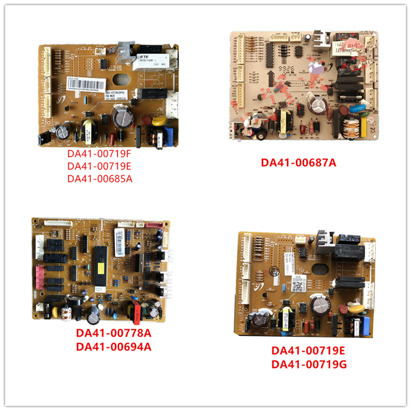 DA41-00719F/DA41-00719E/DA41-00685A/DA41-00687A/DA41-00778A/DA41-00694A/DA41-00719G Used Good Working