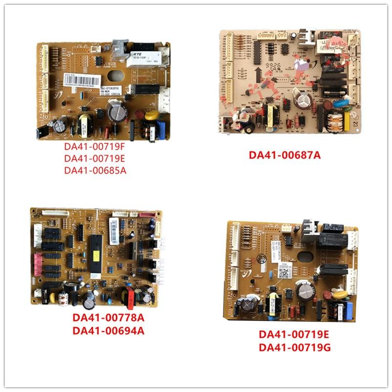 DA41-00719F/DA41-00719E/DA41-00685A/DA41-00687A/DA41-00778A/DA41-00694A/DA41-00719G Used Good Working