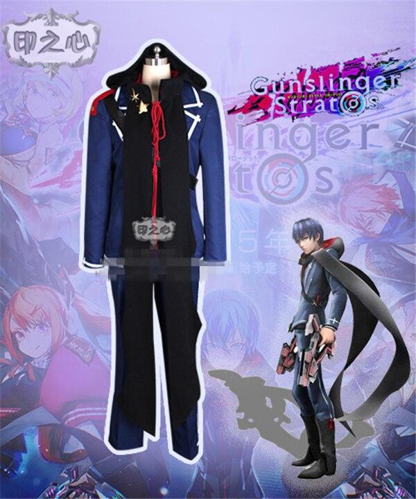 Compra anime gunslinger stratos y disfruta del envío gratuito en  AliExpress.com 3e8ba779824f