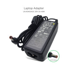 New Original 40W 20V 2A AC Power Adapter for Lenovo ADP-40NH B 5.5 X 2.5mm new original fx3u 4ad tc adp plc analog special adapter