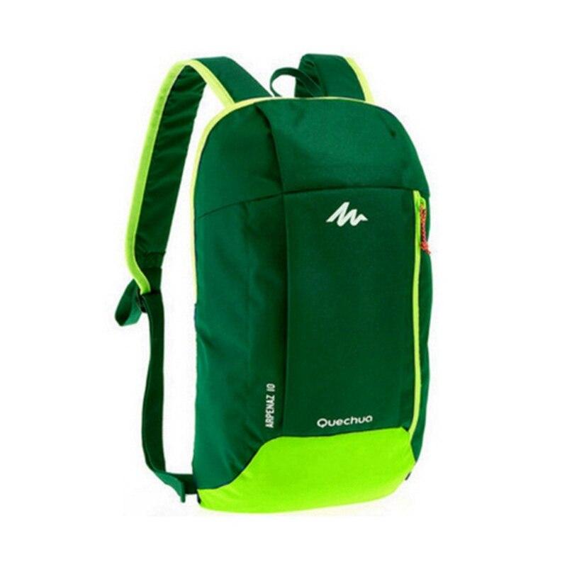 10l mini mochila de nylon Men Backpack : Mochila Hombre