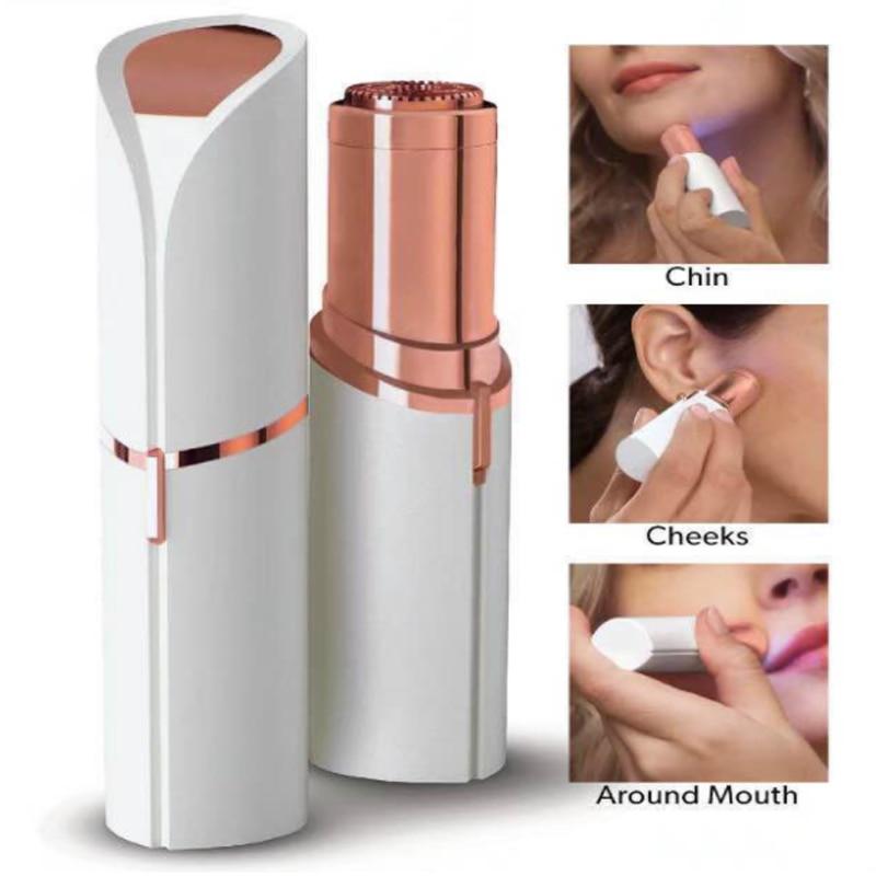 Lipstick Shaver mini Epilator Hair Remover Face Trimmer Mini Electric Body Facial Hair Remover Shaver Painless Face Depilator цена 2017