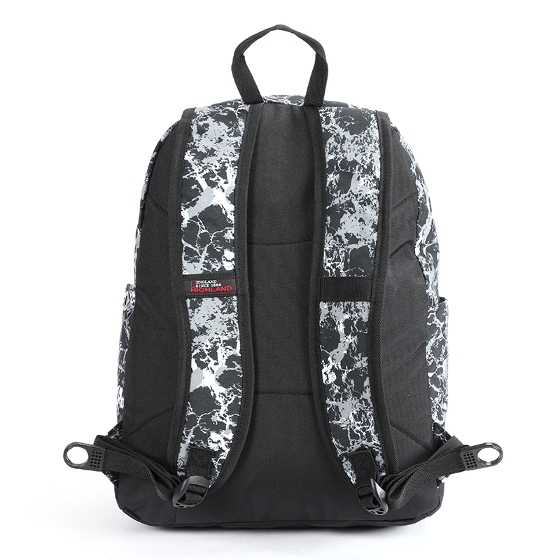 8cc54b350bb4 HIGHLAND Brand 2016 Cool Women Urban Backpack Male Printing Backpacks  Children School Bag Men Casual 15.6