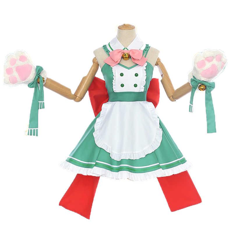 Costumes, Reenactment, Theater My Hero Academia Todoroki Shoto Bakugou  Katsuki Maid Uniform Cosplay Costume puebla.tecnm.mx