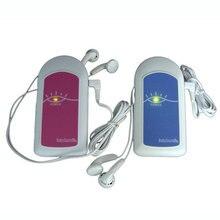 Health Care high quality CE Pocket Fetal Doppler Prenatal fetal Detector Portable Baby fetal Monitor