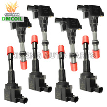 ORIGINAL QUALITY FRONT AND REAR IGNITION COIL FOR HONDA CIVIC VII VIII HYBRID (01 ) FIT II III (02 ) JAZZ CM11 108 CM11 109