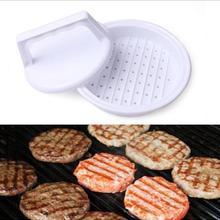 Патти пресс-форма для гамбургера производитель круглый мясной фарш Барбекю Гамбургер мясной пирог пресс и моделирование
