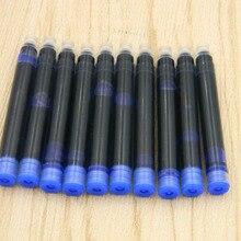 10 шт Красная синяя или черная Стандартная замена 2,6 мм Подарочная авторучка чернила