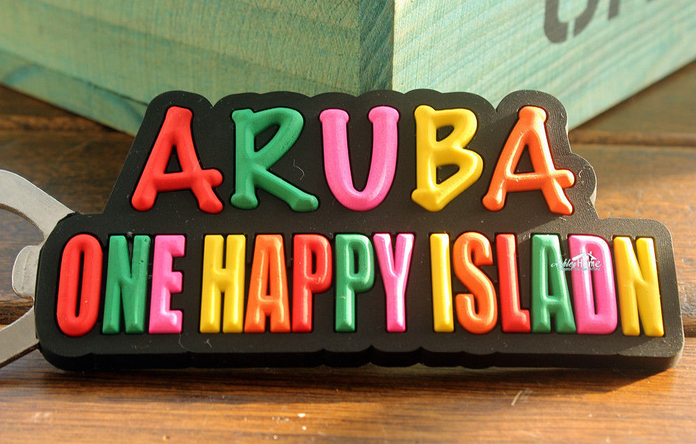 Aruba: one happy Island