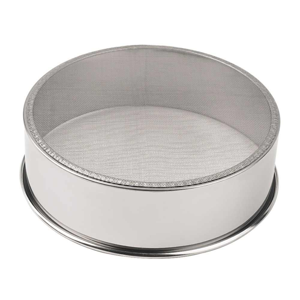 2019 Stainless Steel Mesh High Quality Flour Sifting Sifter Sieve Strainer Cake Baking Household Kitchen Tools new arrival