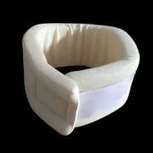 Safety Soft Firm Foam Cervical Collar Neck Brace Support Shoulder Pain Relief White Color  Fashion Hot Selling Cheap Price