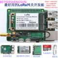 SX1301 development board, Mini PCIe development board, support strawberry pie, USB,SPI interface LoRa