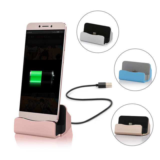 e4a92a6c50d placeholder YeeSite USB 3.1 Type C Charger Dock Station Desktop Charging  Sync Stand for Huawei P9