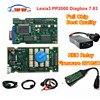 Low Price 2014 Full Chip Lexia 3 V48 PP2000 V25 For Citroen Peugeot Diagnostic Tool Free