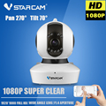 1080P WIFI Camera IP Camera Wi-Fi Surveillance CCTV Camera Vstarcam C23S ONVIF P2P Night Vision Indoor HD Wireless Baby Monitor
