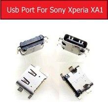 Micro mini USB Charging port Connector For Sony Xperia XA Ultra /XA1/XA1 Ultra Usb Type-C Jack Socket Charger Port Repair Parts