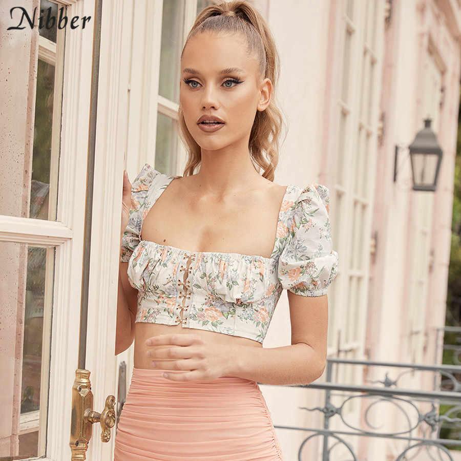2019 Летняя Сексуальная клубная одежда, укороченный топ, футболка Boho, женские элегантные офисные повседневные рубашки, модные женские уличные футболки