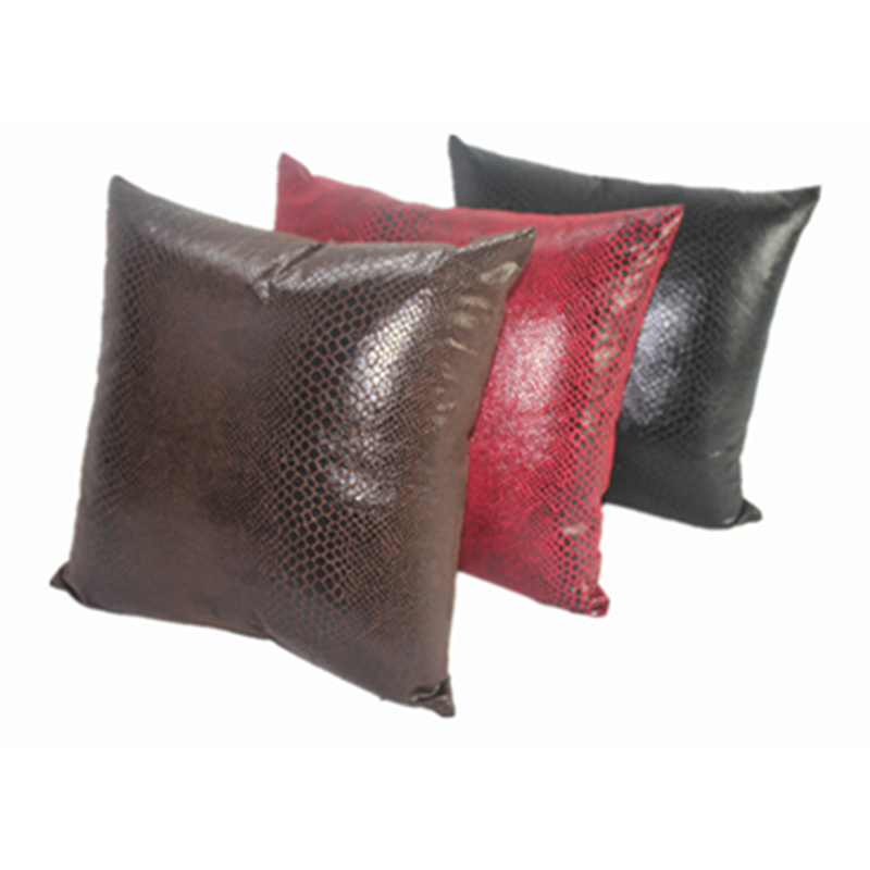 Hot Sale Fashion Customizable Tvåsidig Suede Tunn Pure Solid Färg Dekorativ Pillowcase För Safa Home Push 40 45 50 60 cm