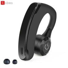 Kobwa V11 Беспроводные Бизнес Bluetooth наушники активные снижают шум стерео воспроизведение музыки долгое время вызова
