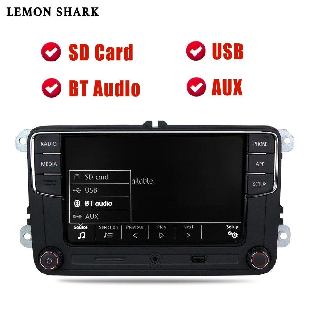 Image 4 - RCD330 Plus RCD330G Carplay Android Auto  Noname 6RD 035 187B Car  Radio MIB For VW Golf 5 6 Jetta MK5 MK6 CC Tiguan Passat Polo-in Car Radios from Automobiles & Motorcycles