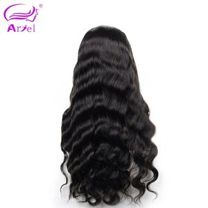 """Image 3 - Ariel Peruanische Körper Welle Bundles 3 teile/los Natürliche Farbe Nicht remy 8 """" 28"""" 100% Menschliches Haar extensions 3 Bundles Haarwebart Bundles"""