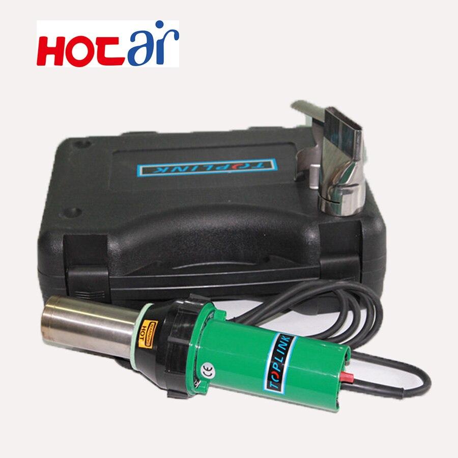 Fast Delivery Dhl /ems 3400w Hot Air Gun Heat Gun For Welding Pvc Hdpe Ldpe Yet Not Vulgar Tools